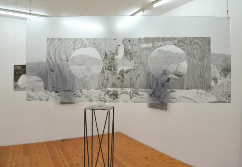 Installation view, Dallas Seitz, The American Story