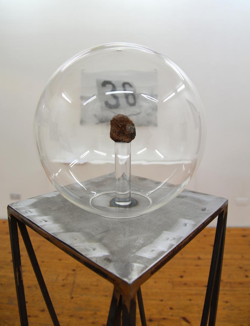 Installation view, Sigourney Weaver