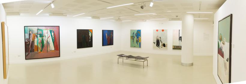 The Last Romantic, Installation View