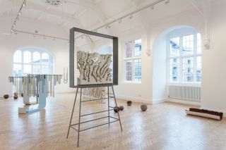 with, and, or, without, installation view