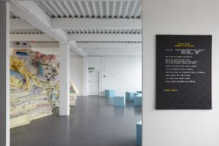 Precarity Centre (Installation view)