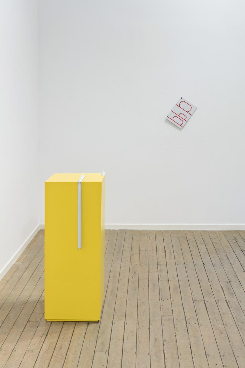 Brian Groombridge, dd/mm/yyyy, installation view at Susan Hobbs, 2016