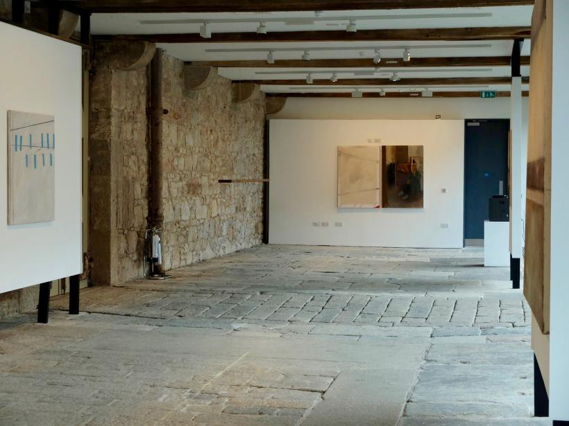 144, exhibition view at Ocean Studios, 2016