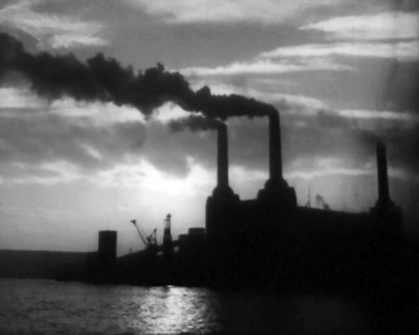 Film still from Dream City - More, Better, Sooner by Alice May Williams