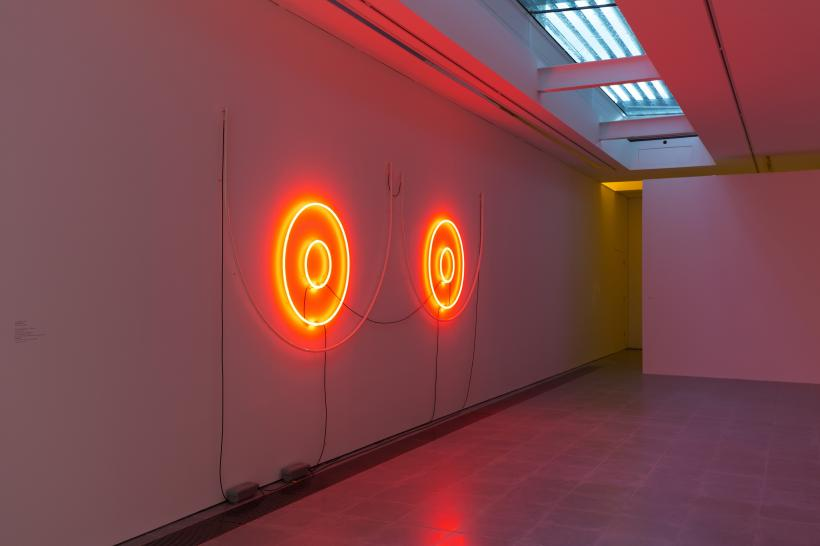 DAS INSTITUT, installation view, Serpentine Sackler Gallery, London, 3 March - 15 May 2016