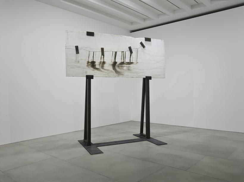 Michael Joo, Prologue (Montclair Danby) Vein Cut, 2014-2015