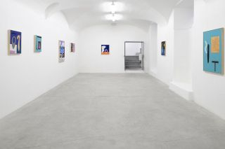 Stefano Calligaro and Alex Ebstein, Installation View