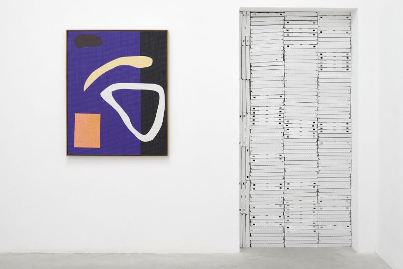 Stefano Calligaro and Alex Ebstein, Installation View