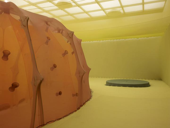 Ernesto Neto   Installation at  Hayward Gallery1 (5)  Image Credit Steve White