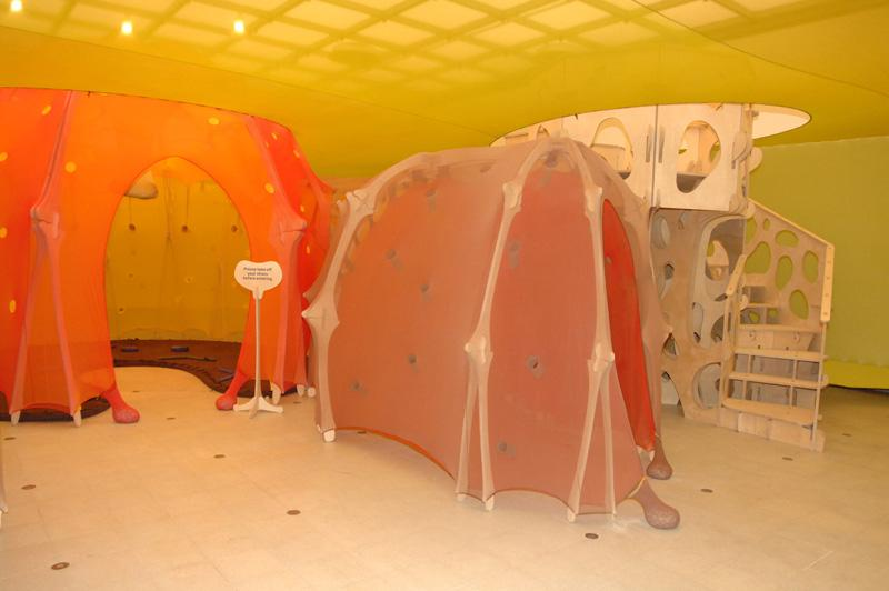 Ernesto Neto The Edges of the  World at the Hayward Gallery 5