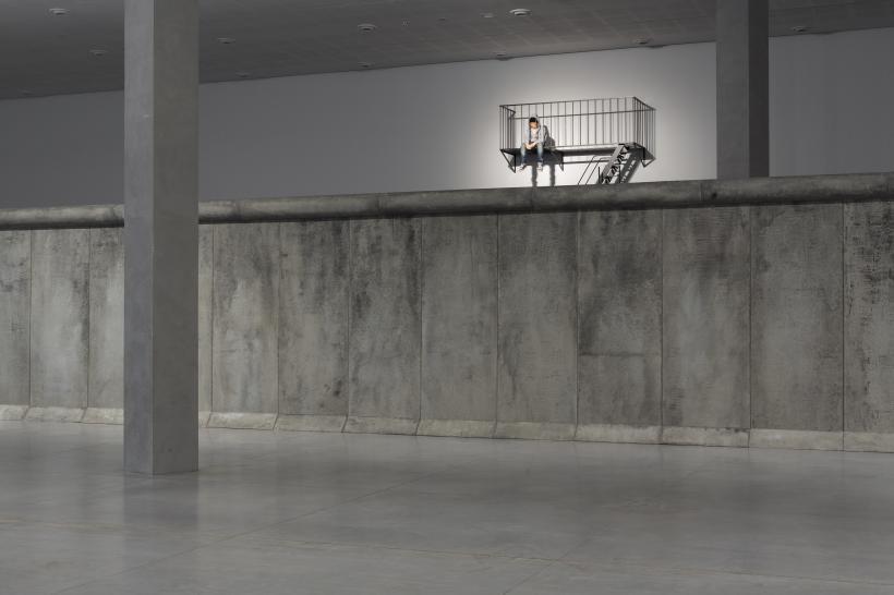Powerless Structures, Installation View