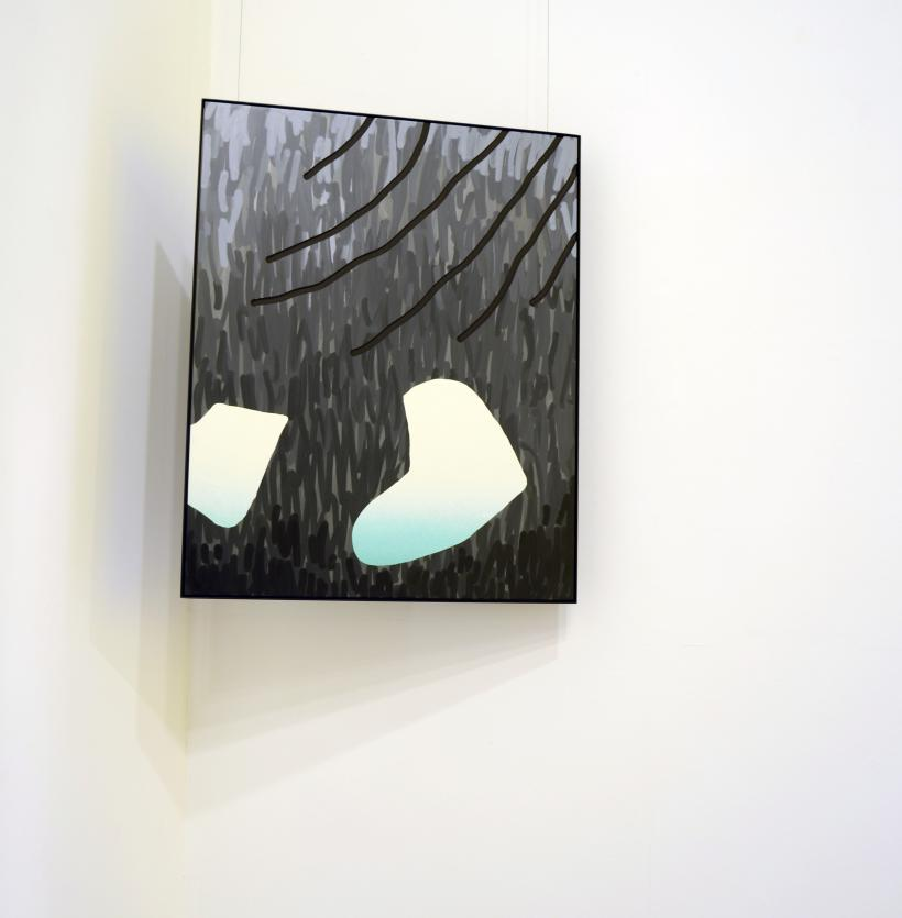 Catherine Biocca, Cornelia Baltes, Rosalie Schweiker, installation view at Mission Gallery, 2016