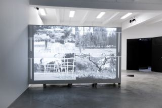 Exercises of listening, Installation View