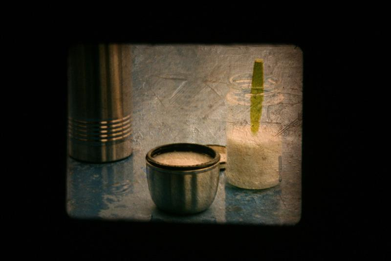 Jonathan Monk and Douglas Gordon, The sublimation of desire (tea), 2008, courtesy of the artists and Lisson Gallery