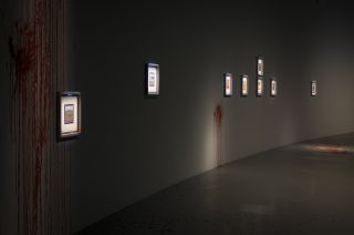 Imran Qureshi, Where the Shadows are so Deep, 18 February-10 July 2016