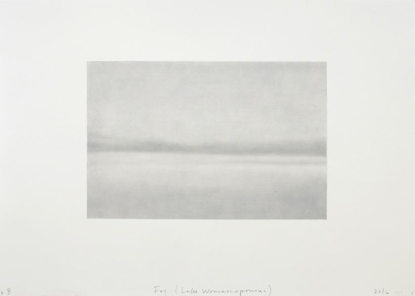 Fog (Lake Wononscopomac)