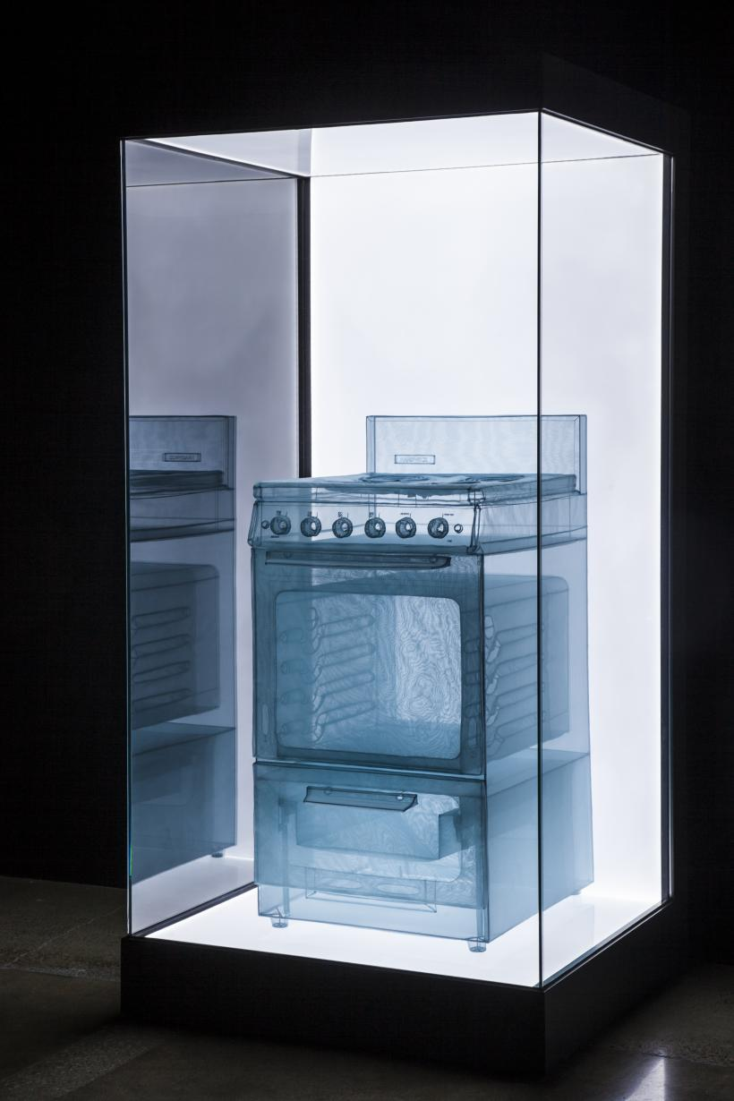 Specimen Series: Specimen Series: Stove, Apartment A, 348 West 22nd Street, New York, NY 10011, USA