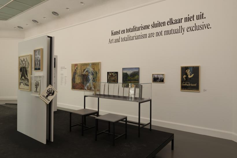 The 1980s. Today's Beginnings?, Installation View