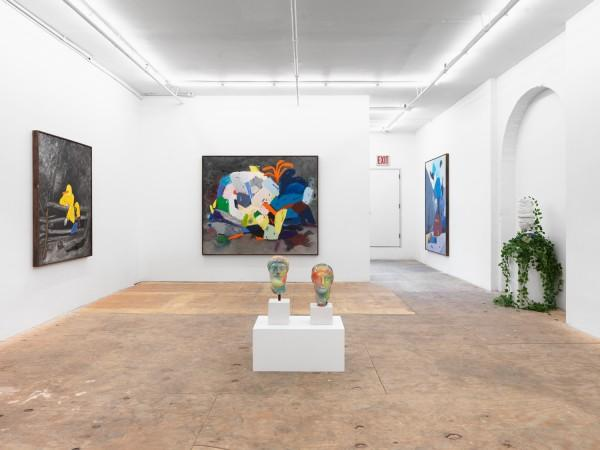 (Complaining): It's surprisingly beautiful in here, Installation View