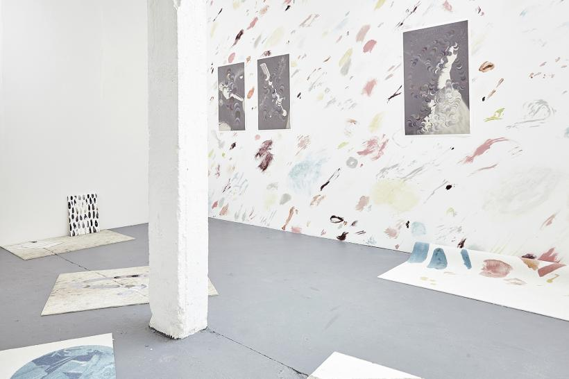 Wet Paint, Installation View