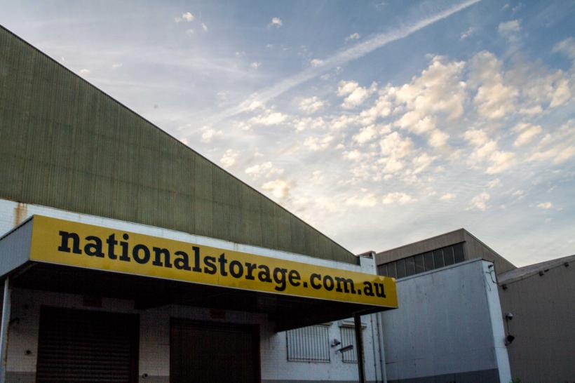 National Storage Collingwood. Image credit: Alan Weedon