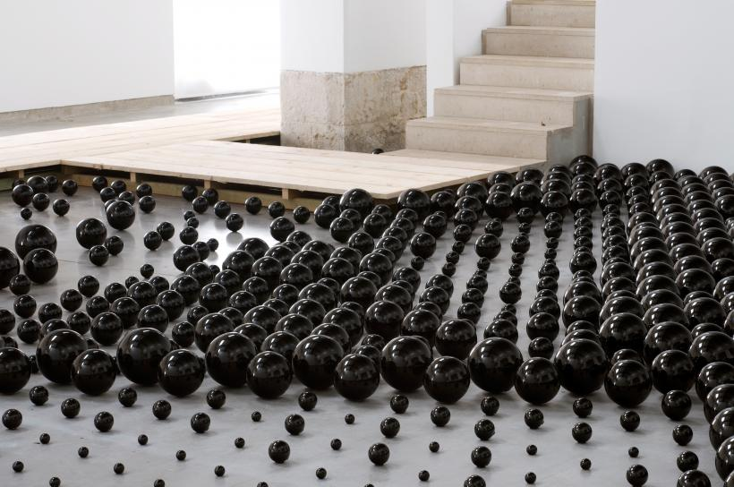 Simon Starling, La Source (demi-teinte), 2009. © Simon Starling, courtesy neugerriemschneider, Berlin