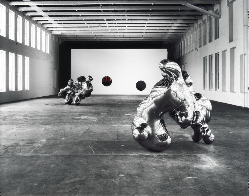 Simon Starling The Nanjing Particles (…), 2008. Courtesy the artist, MASS MoCA, North Adams and the Private Collection Jacques Séguin, Switzerland. Photo Arthur Evans