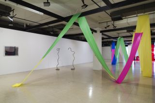 Baldock Pope Zahle, installation view at NGCA, Sunderland, 2016