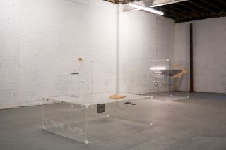 Kitty Clark: HUMANS UNITE, installation view