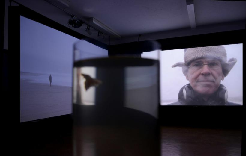 Webb-Ellis, Parlor Walls, installation view Whitstable Biennale 2016