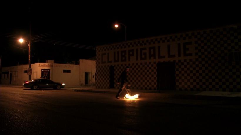 Paradox of Praxis 5: Sometimes we dream as we live & sometimes we live as we dream Ciudad Juárez, México