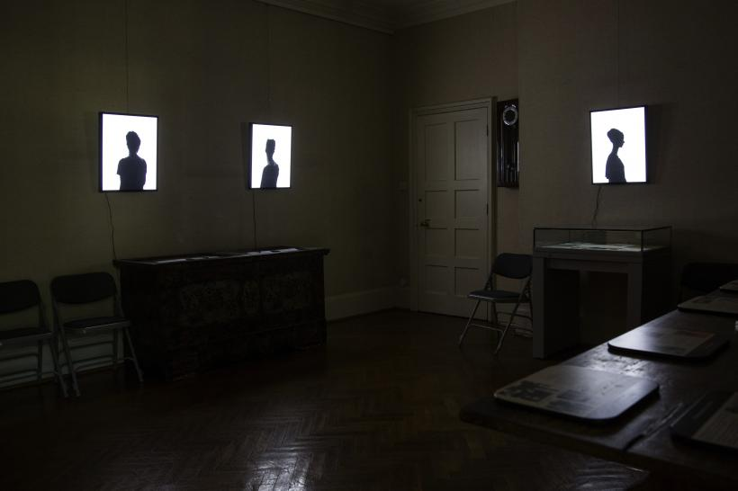 Bettina von Zwehl, Invitation to Frequent the Shadows, Freud Museum, Laments, 2014