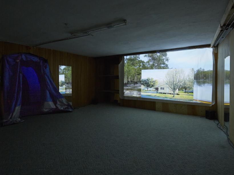 Sweethaven Assumption: Or The Propertylessness Preparedness and Pals, Installation View