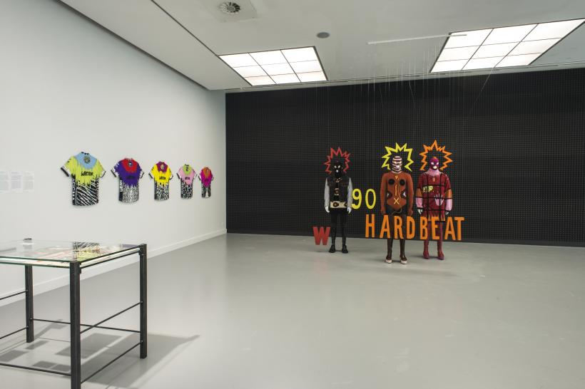 Energy Flash: The Rave Movement, Installation View