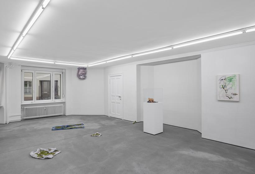 Inflected Objects # 2, Installation View