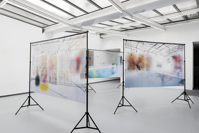Reconstructive Memory, Installation View