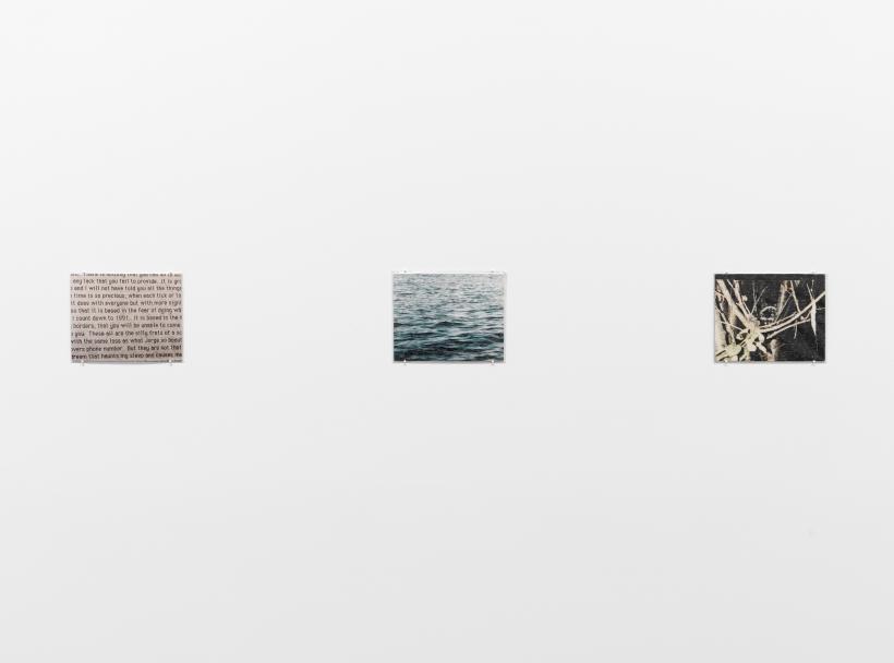 Installation view, 'Felix Gonzalez-Torres', Hauser & Wirth London, 2016
