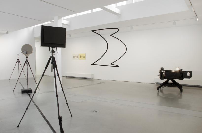 Stream of Consciousness, Installation View