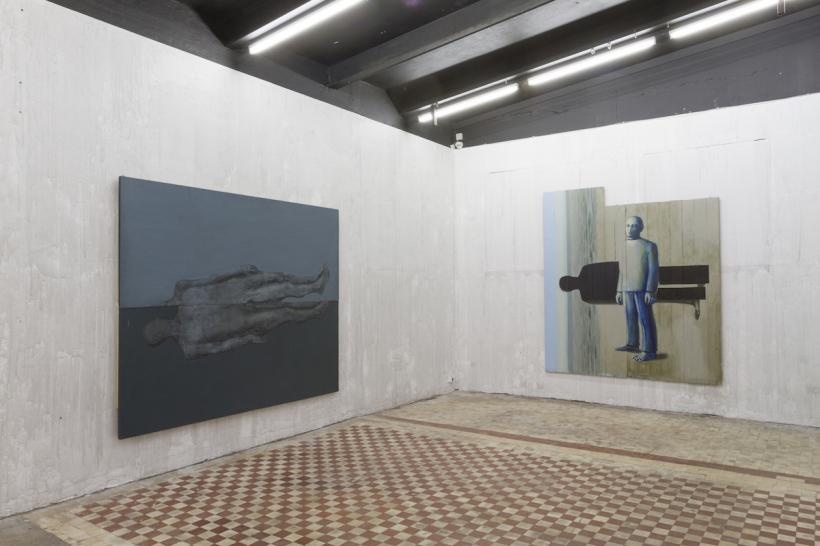 Alice Kask, installation view at Contemporary Art Museum of Estonia, 2016