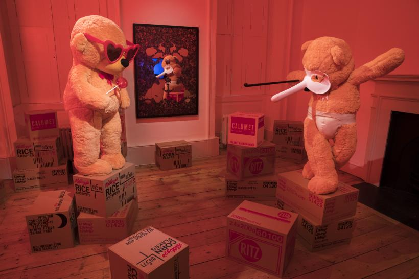 Daydreaming with Stanley Kubrick at  Somerset House, 6 July-24 August