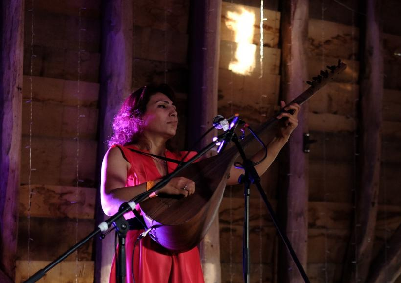 Asia Nargile at Supernormal Festival