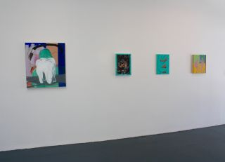 Installation view, 12 Conversations