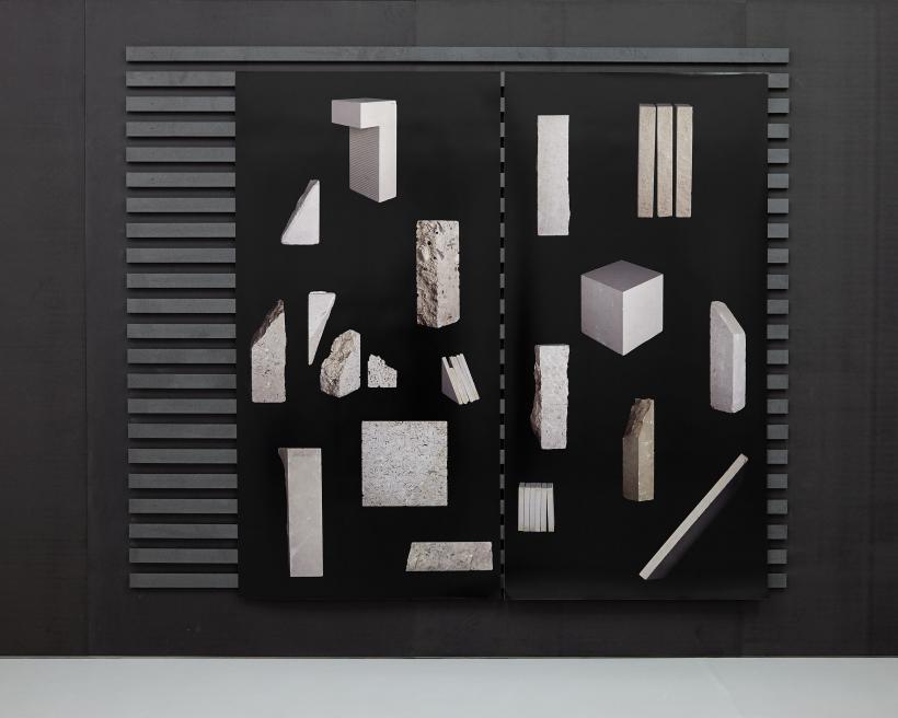 Portland Stones (2016) Chromogenic print