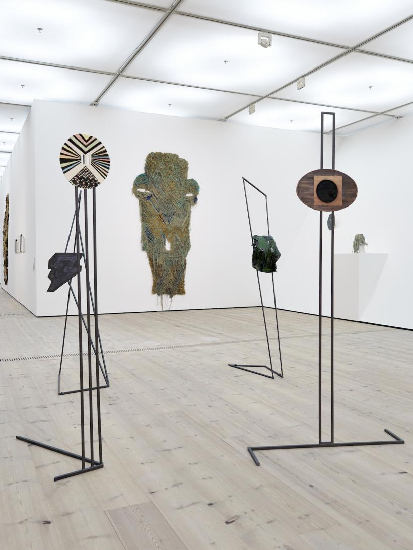Caroline Achaintre15 July –30 October2016BALTIC Centre for Contemporary ArtGateshead |balticmill.comCaroline Achaintre(installation view), BALTIC Centre for Contemporary Art, 2016. Photo: John McKenzie © 2016 BALTIC
