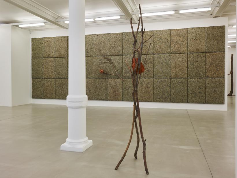 Installation view at Marian Goodman Gallery