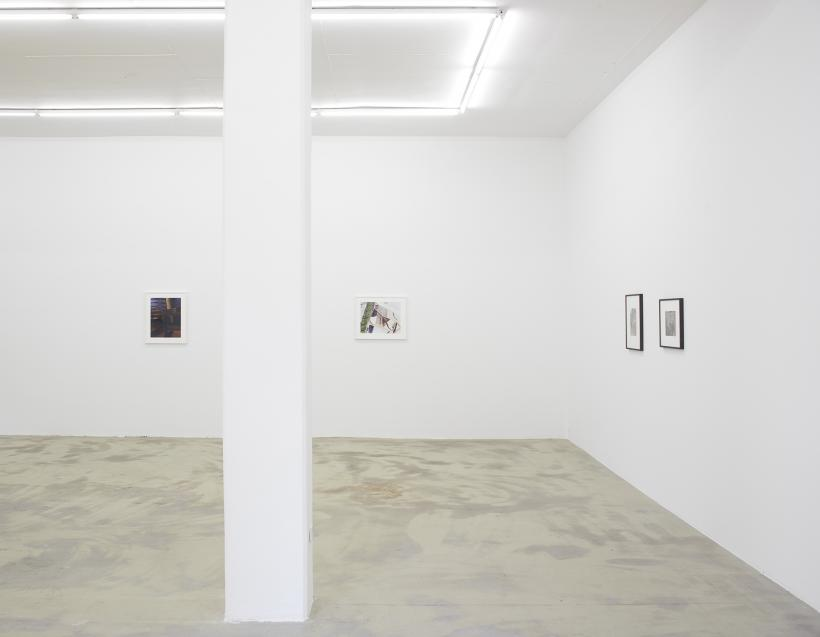 Jan Groover: The Virtue of Balance, installation view at Klemm's, 2016