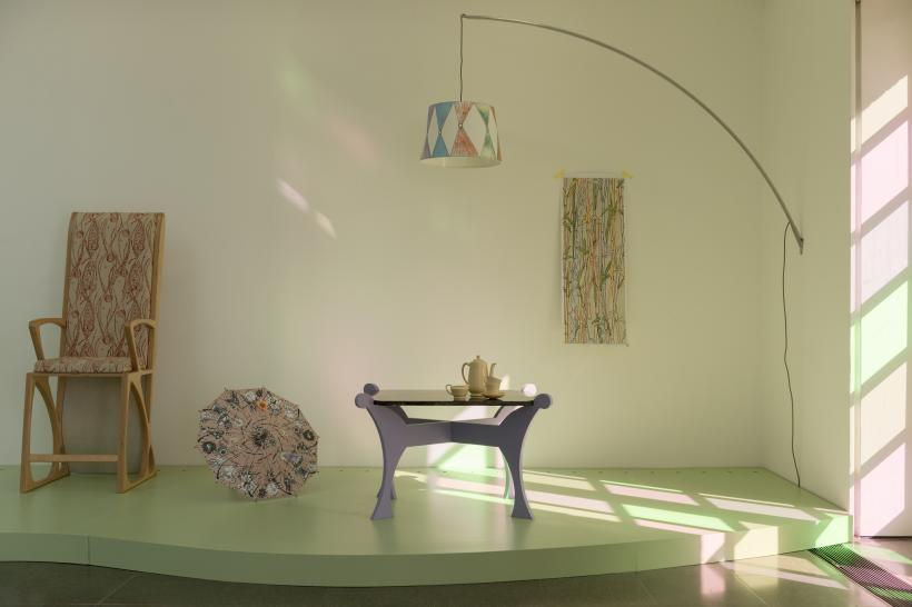 Marc Camille Chaimowicz: An Autumn Lexicon; Installation View, Serpentine Gallery (20 September-20 November 2016)