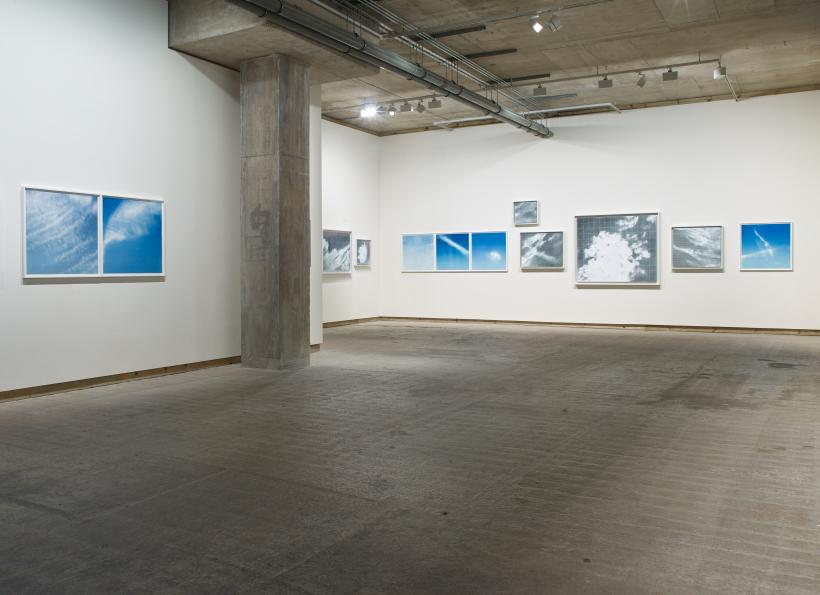 Installation view, Tacita Dean, LA Exuberance, Frith Street Gallery