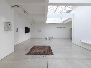 Installation view, Lucia Nogueira