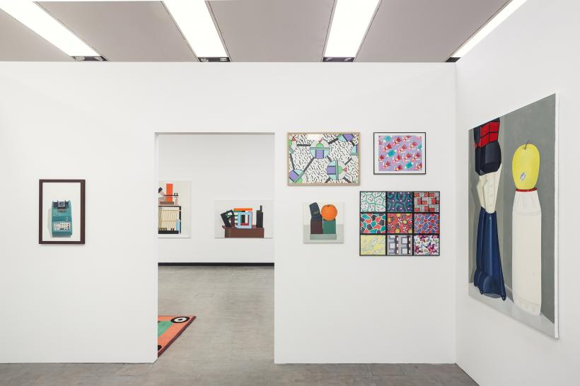 Nathalie Du Pasquier: BIG OBJECTS NOT ALWAYS SILENT, installation view, Kunsthalle Wien, 2016